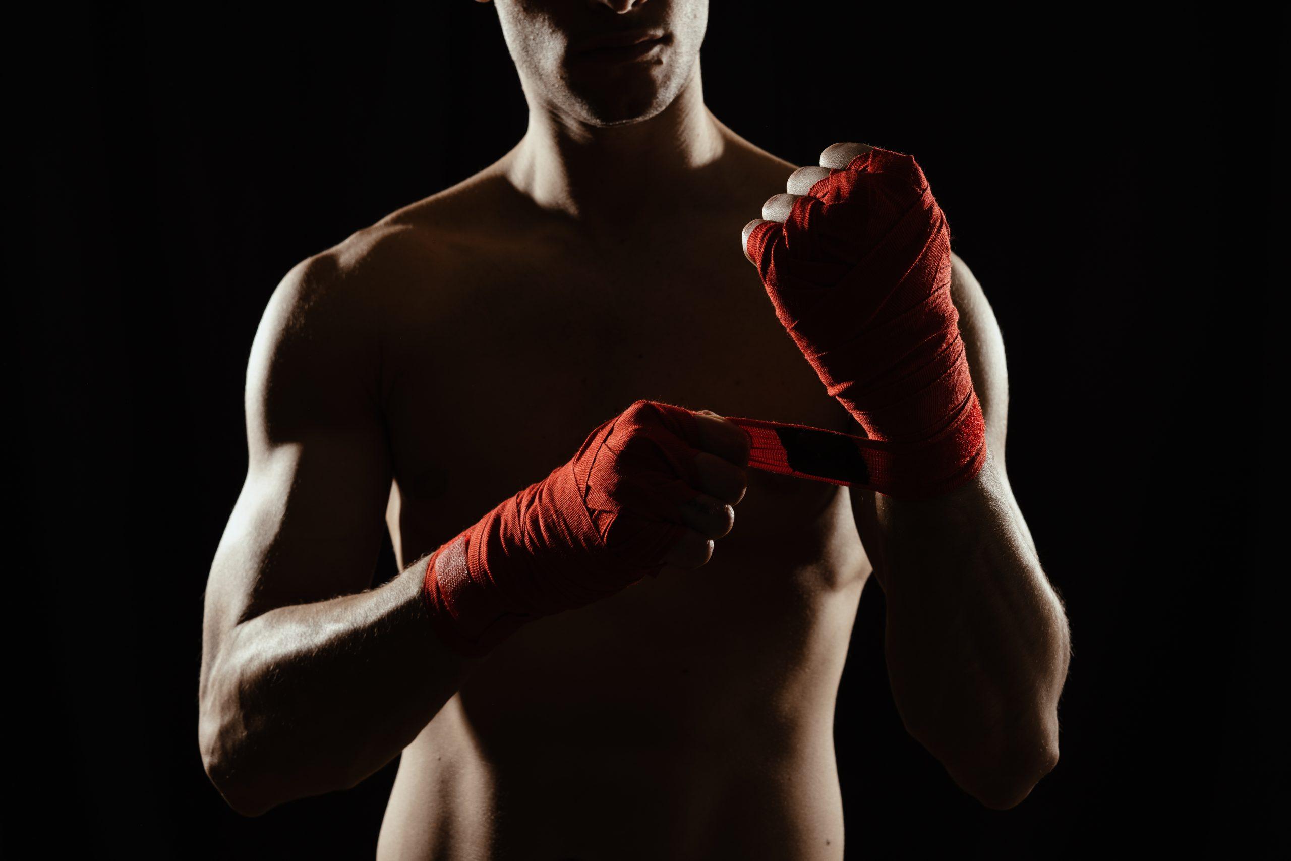 comprar vendas de boxeo