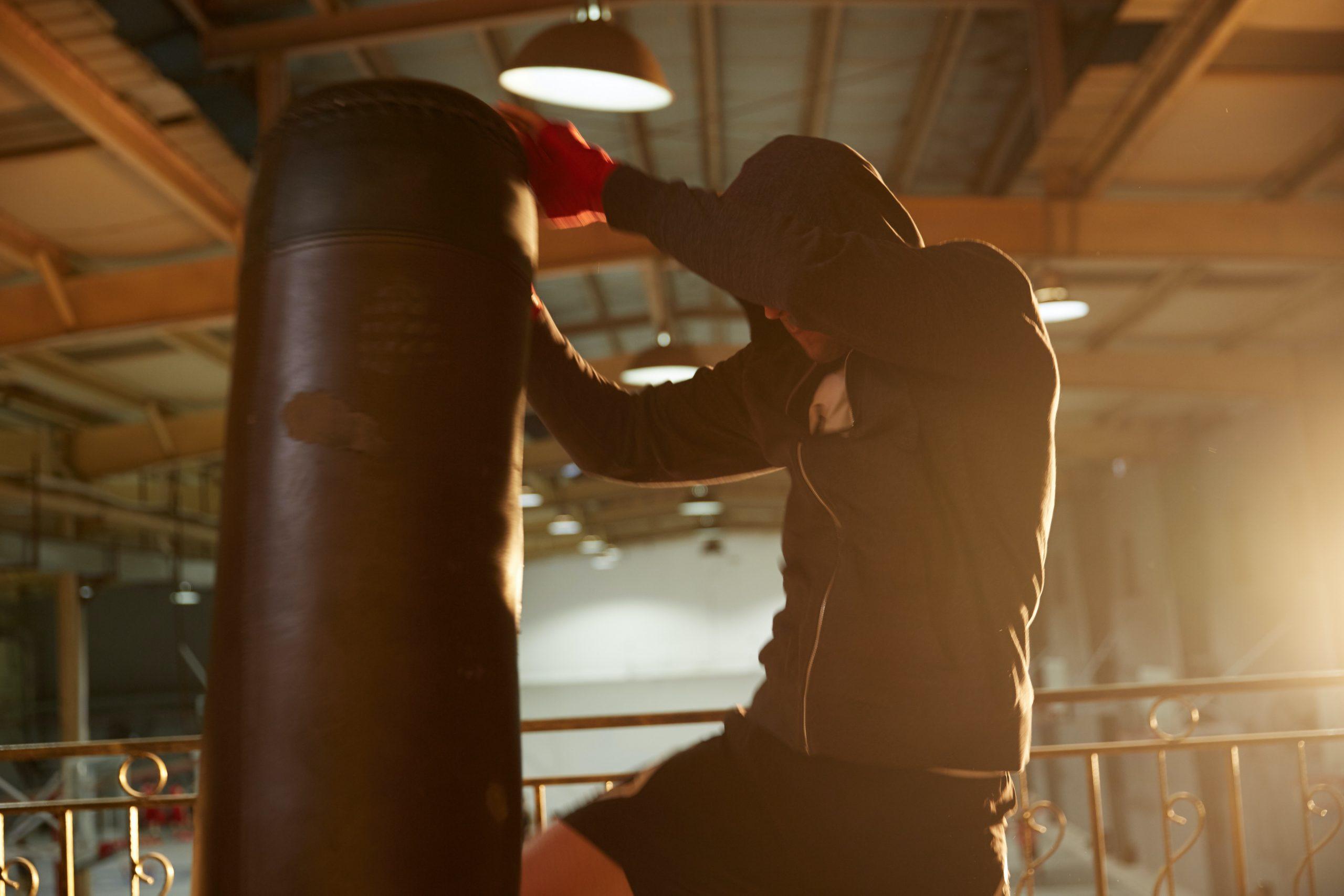 comprar saco de boxeo