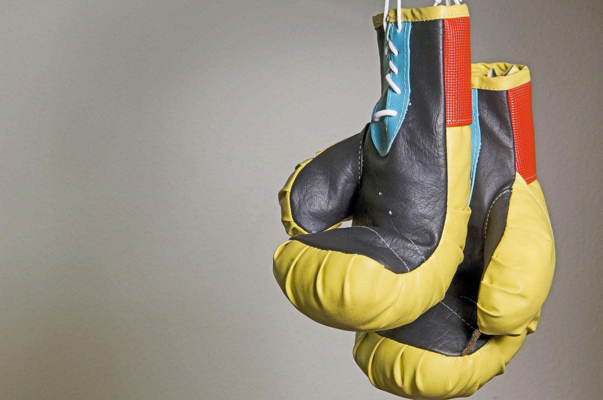 elegir guantes boxeo