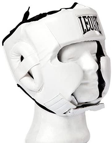 Casco de boxeo Leone 1947