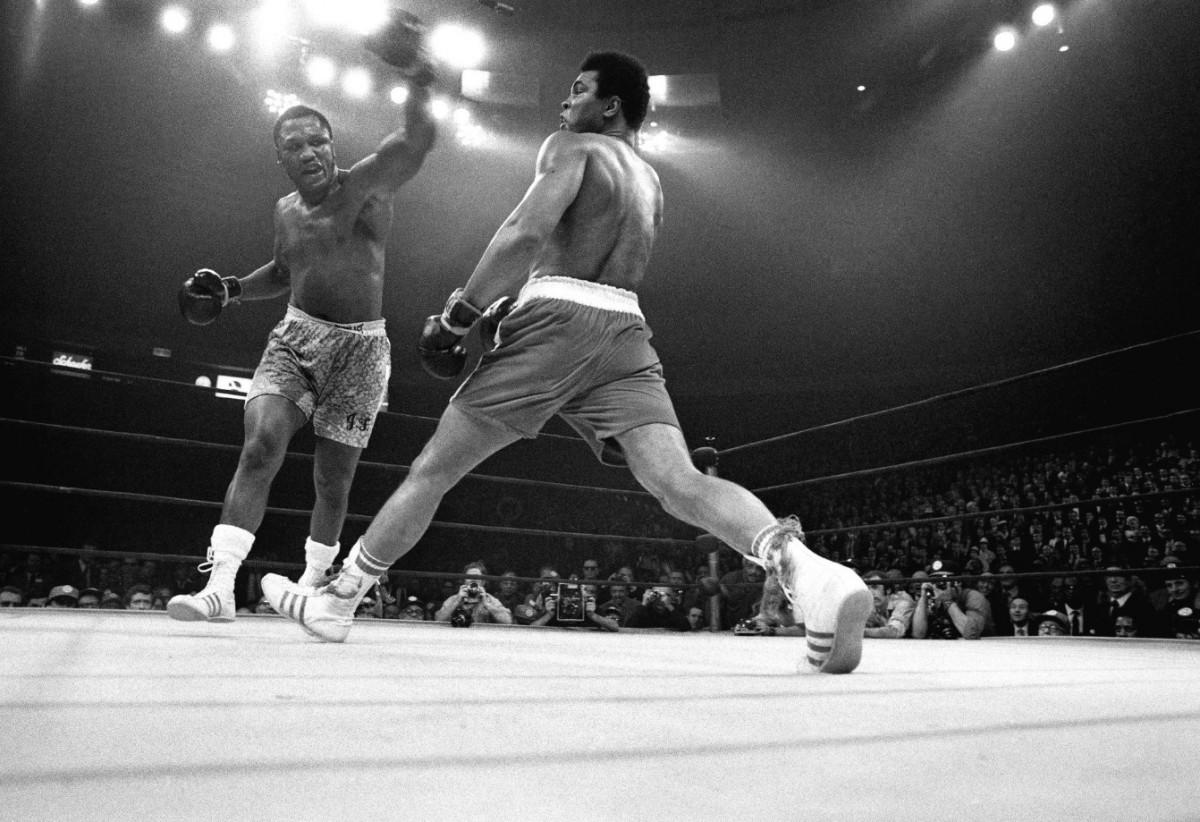 Botas de boxeo